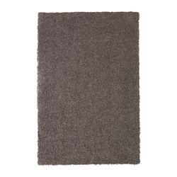 HÖJERUP - rug, high pile, grey-brown | IKEA Hong Kong and Macau - PE573173_S3