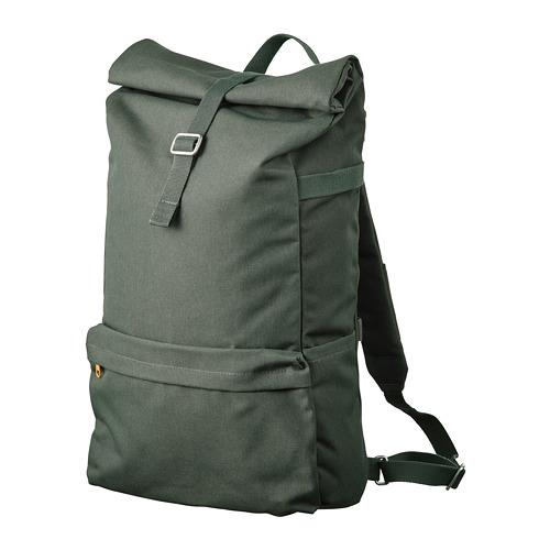DRÖMSÄCK - 背囊, 橄欖綠色 | IKEA 香港及澳門 - PE771226_S4