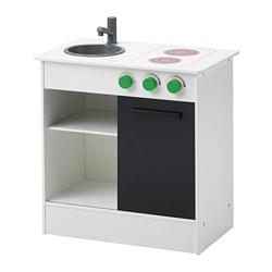 NYBAKAD - play kitchen with sliding door, white | IKEA Hong Kong and Macau - PE727348_S3