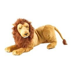 DJUNGELSKOG - 毛公仔, 獅子 | IKEA 香港及澳門 - PE727375_S3