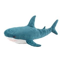 BLÅHAJ - soft toy, shark | IKEA Hong Kong and Macau - PE727378_S3