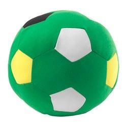 SPARKA - 毛公仔, 足球/綠色 | IKEA 香港及澳門 - PE727387_S3