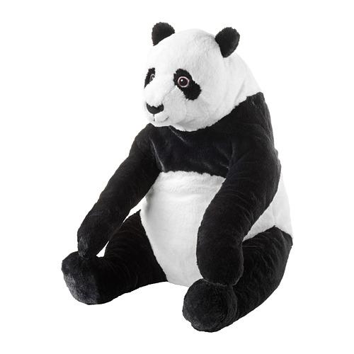 DJUNGELSKOG - 毛公仔, 熊貓 | IKEA 香港及澳門 - PE727391_S4