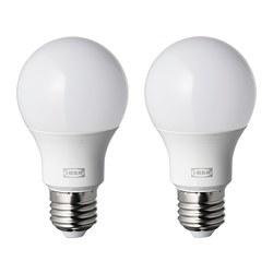 RYET - LED燈膽E27 806流明, 球形 奶白色 | IKEA 香港及澳門 - PE727414_S3
