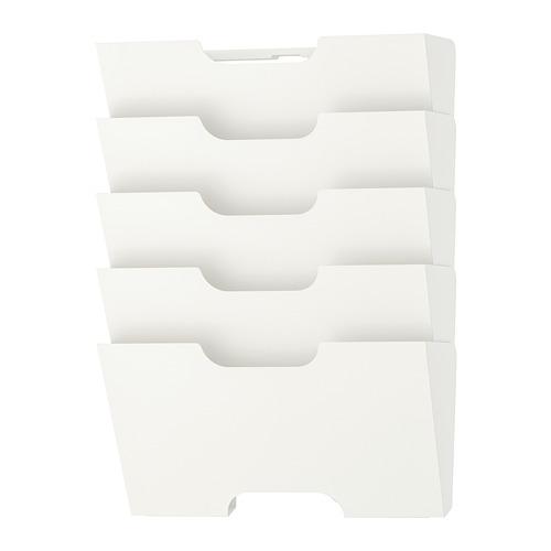 KVISSLE - wall newspaper rack, white | IKEA Hong Kong and Macau - PE727446_S4