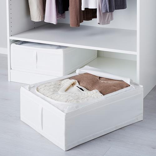 SKUBB - storage case, 44x55x19 cm, white   IKEA Hong Kong and Macau - PE578013_S4