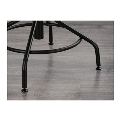 KULLABERG - 旋轉椅, 黑色 | IKEA 香港及澳門 - PE594810_S4