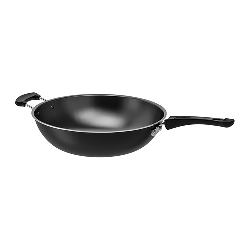 TOLERANT - 鑊 33厘米, 黑色   IKEA 香港及澳門 - PE727488_S4