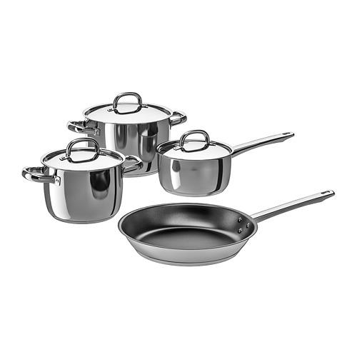 OUMBÄRLIG 煮食用具,7件套裝
