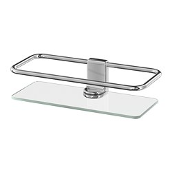 KALKGRUND - shower shelf, chrome-plated | IKEA Hong Kong and Macau - PE727582_S3