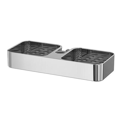 BROGRUND - 浴室架, 鍍鉻 | IKEA 香港及澳門 - PE727581_S4