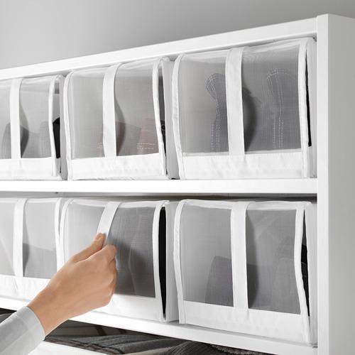 SKUBB - 鞋盒, 白色 | IKEA 香港及澳門 - PE561962_S4