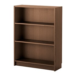 BILLY - 書架, 褐色 梣木飾面 | IKEA 香港及澳門 - PE576235_S3