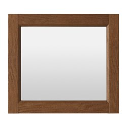 OXBERG - 玻璃門, 褐色 梣木飾面 | IKEA 香港及澳門 - PE584375_S3