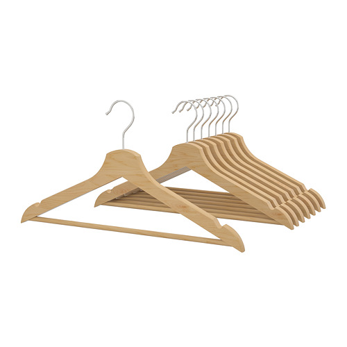 BUMERANG - 衣架, 原木色 | IKEA 香港及澳門 - PE727700_S4