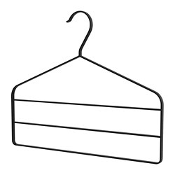 STRYKIS - trouser hanger, black | IKEA Hong Kong and Macau - PE727703_S3
