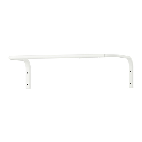 MULIG - clothes bar, white | IKEA Hong Kong and Macau - PE727732_S4