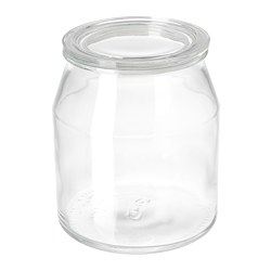 IKEA 365+ - 連蓋瓶, 玻璃, 3.3 升 | IKEA 香港及澳門 - PE685088_S3
