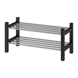 TJUSIG - shoe rack, black | IKEA Hong Kong and Macau - PE727750_S3