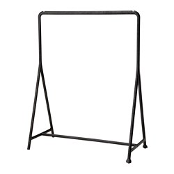 TURBO - clothes rack, in/outdoor/black | IKEA Hong Kong and Macau - PE727739_S3