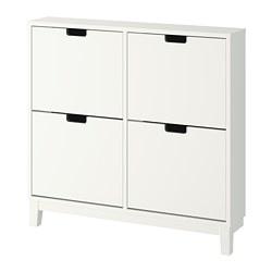 STÄLL - 4格鞋櫃, 白色 | IKEA 香港及澳門 - PE727747_S3