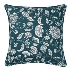 IDALINNEA - 咕𠱸套, 藍色/白色/繪花圖案 | IKEA 香港及澳門 - PE771385_S3
