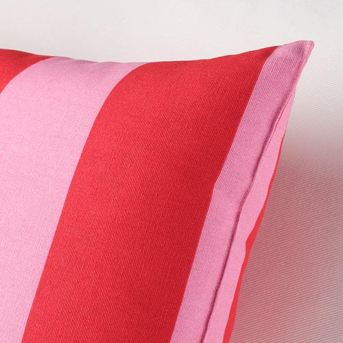 SARAKAJSA - cushion, pink/red/striped | IKEA Hong Kong and Macau - PE771392_S4