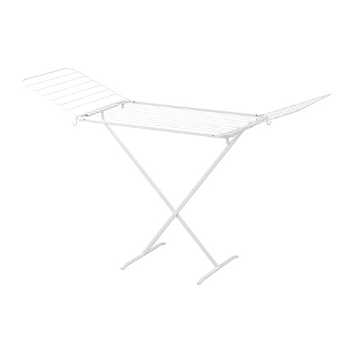 MULIG - drying rack, in/outdoor, white   IKEA Hong Kong and Macau - PE727820_S4