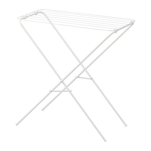 JÄLL - 曬衣架,室內/戶外用, 白色 | IKEA 香港及澳門 - PE727821_S4