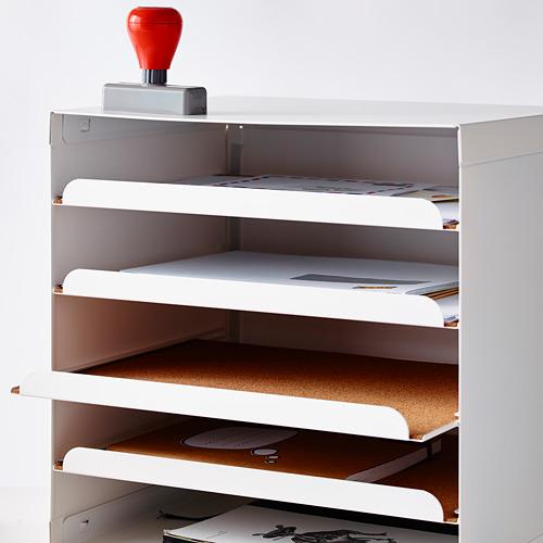 KVISSLE - letter tray, white   IKEA Hong Kong and Macau - PE385632_S4