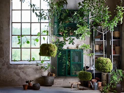 IVAR - 雙門貯物櫃, 綠色 網狀 | IKEA 香港及澳門 - PH175719_S4
