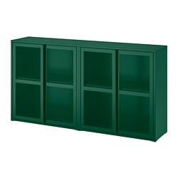 IVAR - cabinet with doors, green mesh | IKEA Hong Kong and Macau - PE828290_S3