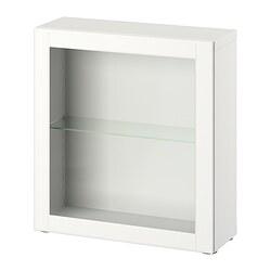 BESTÅ - 層架組合連門, 白色/Ostvik 白色 | IKEA 香港及澳門 - PE828299_S3