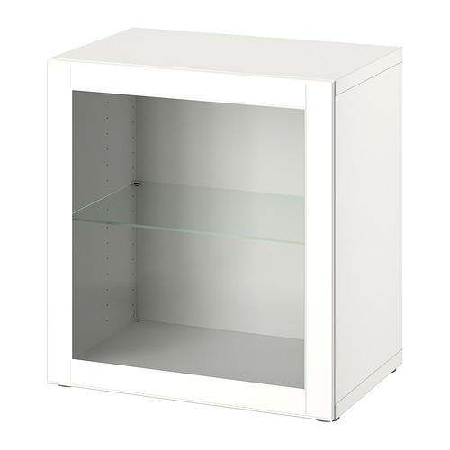 BESTÅ - shelf unit with door, white/Ostvik white | IKEA Hong Kong and Macau - PE828301_S4
