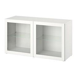 BESTÅ - 層架組合連門, 白色/Ostvik 白色 | IKEA 香港及澳門 - PE828300_S3