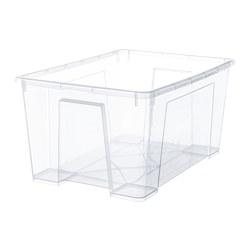 SAMLA - 45 升貯物箱 | IKEA 香港及澳門 - PE727890_S3