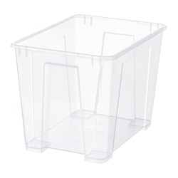 SAMLA - 22 升貯物箱 | IKEA 香港及澳門 - PE727903_S3