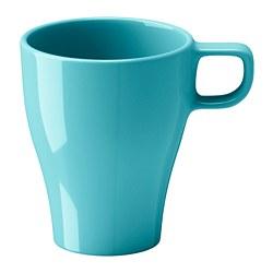 FÄRGRIK - mug, turquoise | IKEA Hong Kong and Macau - PE727941_S3