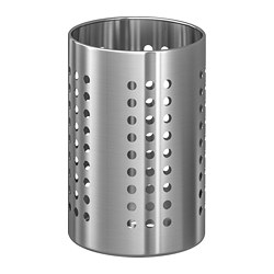 ORDNING - kitchen utensil rack, stainless steel | IKEA Hong Kong and Macau - PE727961_S3