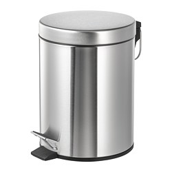STRAPATS - pedal bin, stainless steel | IKEA Hong Kong and Macau - PE728049_S3