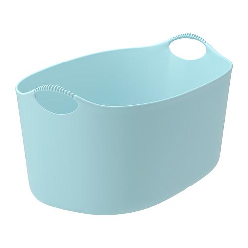 TORKIS - flexi laundry basket, in-/outdoor, blue | IKEA Hong Kong and Macau - PE728061_S4