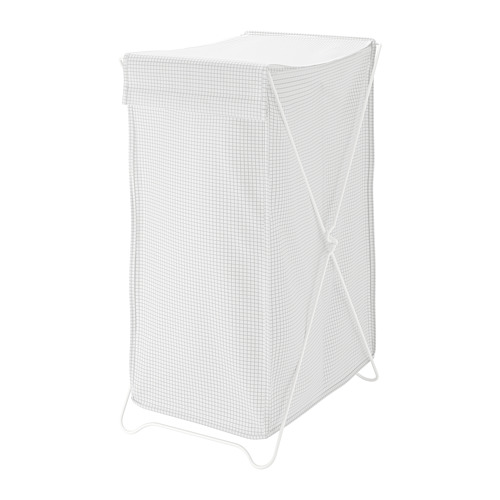 TORKIS - laundry basket, white/grey   IKEA Hong Kong and Macau - PE728040_S4