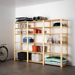 HEJNE - 貯物組合, 軟木 | IKEA 香港及澳門 - PE616774_S3