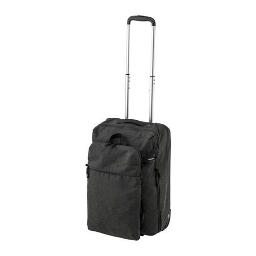 FÖRENKLA - 活輪行李箱連背包, 深灰色 | IKEA 香港及澳門 - PE728077_S4