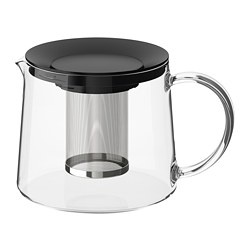 RIKLIG - teapot, glass | IKEA Hong Kong and Macau - PE728121_S3