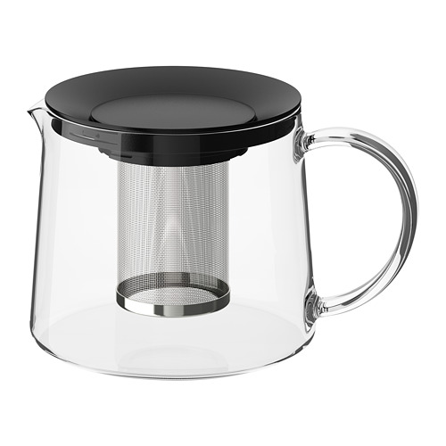 RIKLIG - 茶壺, 玻璃   IKEA 香港及澳門 - PE728121_S4