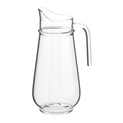 TILLBRINGARE - jug, clear glass | IKEA Hong Kong and Macau - PE728103_S3
