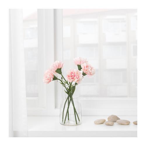 SMYCKA - artificial flower, carnation/pink | IKEA Hong Kong and Macau - PE685418_S4