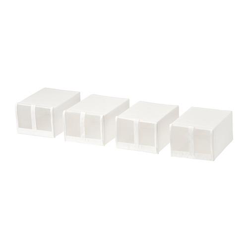 SKUBB - 鞋盒, 白色 | IKEA 香港及澳門 - PE728167_S4