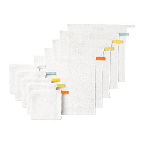 KRAMA - washcloth, white | IKEA Hong Kong and Macau - PE728181_S4
